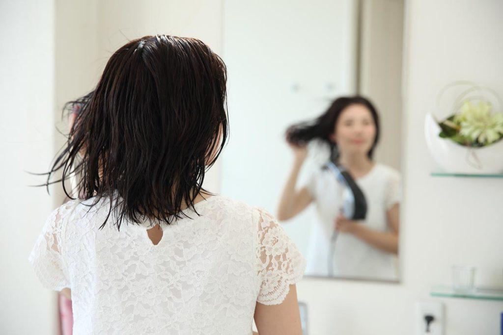 枝毛の原因と正しいヘアケア方法➀